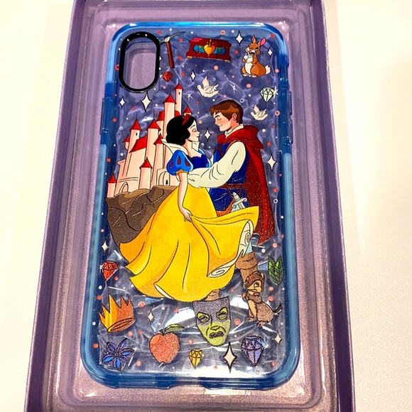 iPhone X/Xs Disney Snow White case